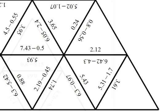 2 Digit Decimals - Subtracting - Spot the Mistake
