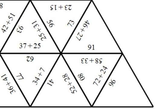 2 Digit Integers - Adding - Tarsia