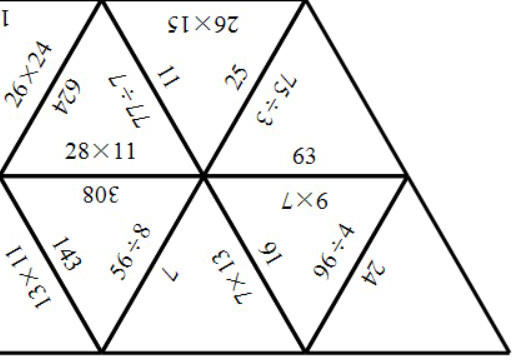 2 Digit Integers - Multiplying & Dividing - Tarsia