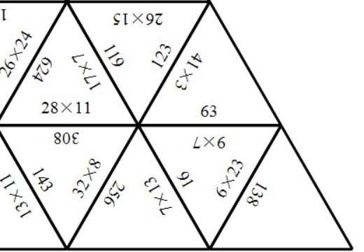 2 Digit Integers - Multiplying - Tarsia