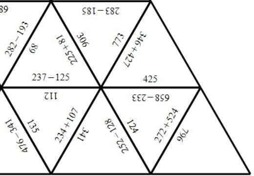 3 Digit Integers - Adding & Subtracting - Tarsia
