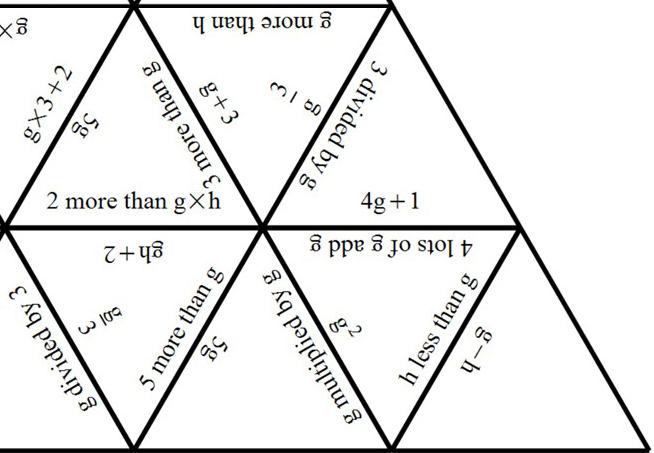 Algebraic Notation - Spot the Mistake B