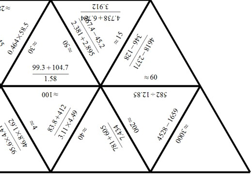 Approximating Calculations - Tarsia