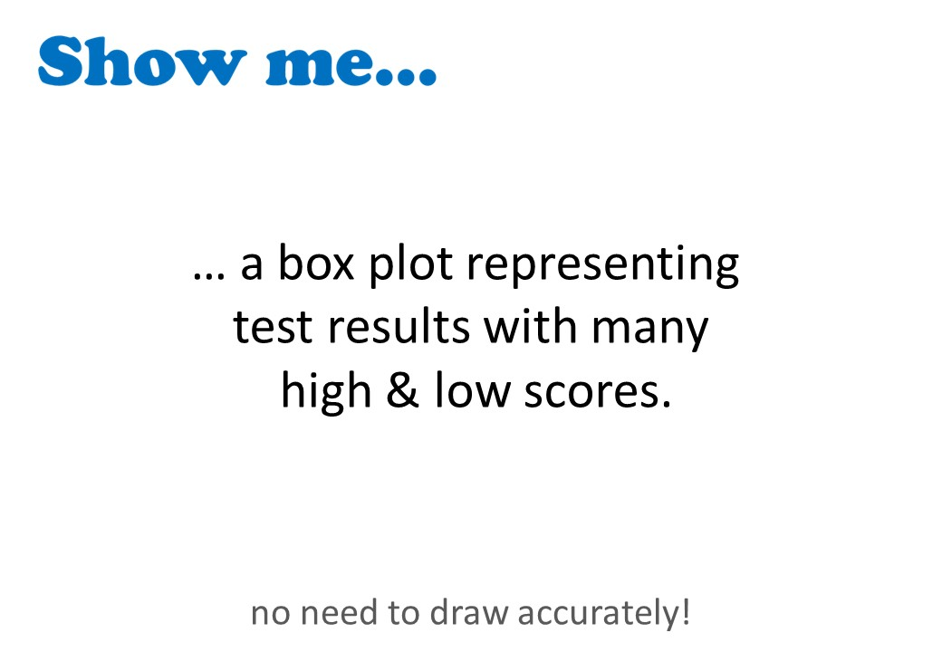 Box Plots - Show Me