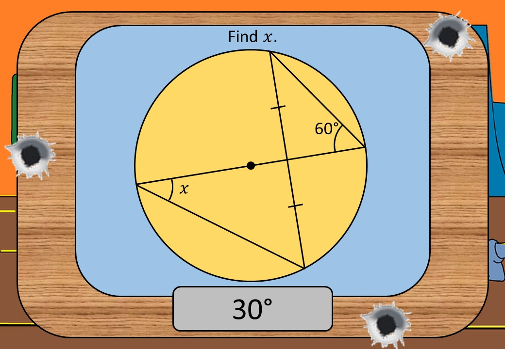 Circle Theorems - Combined - Shootout