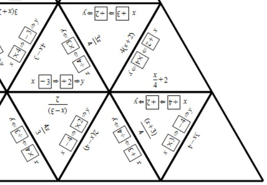 Converting Function Machines & Expressions - Tarsia