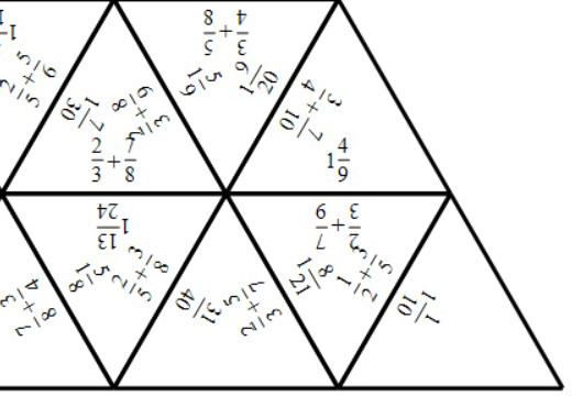 Fractions - Adding - Tarsia