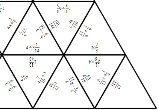 Fractions - Calculator - Tarsia