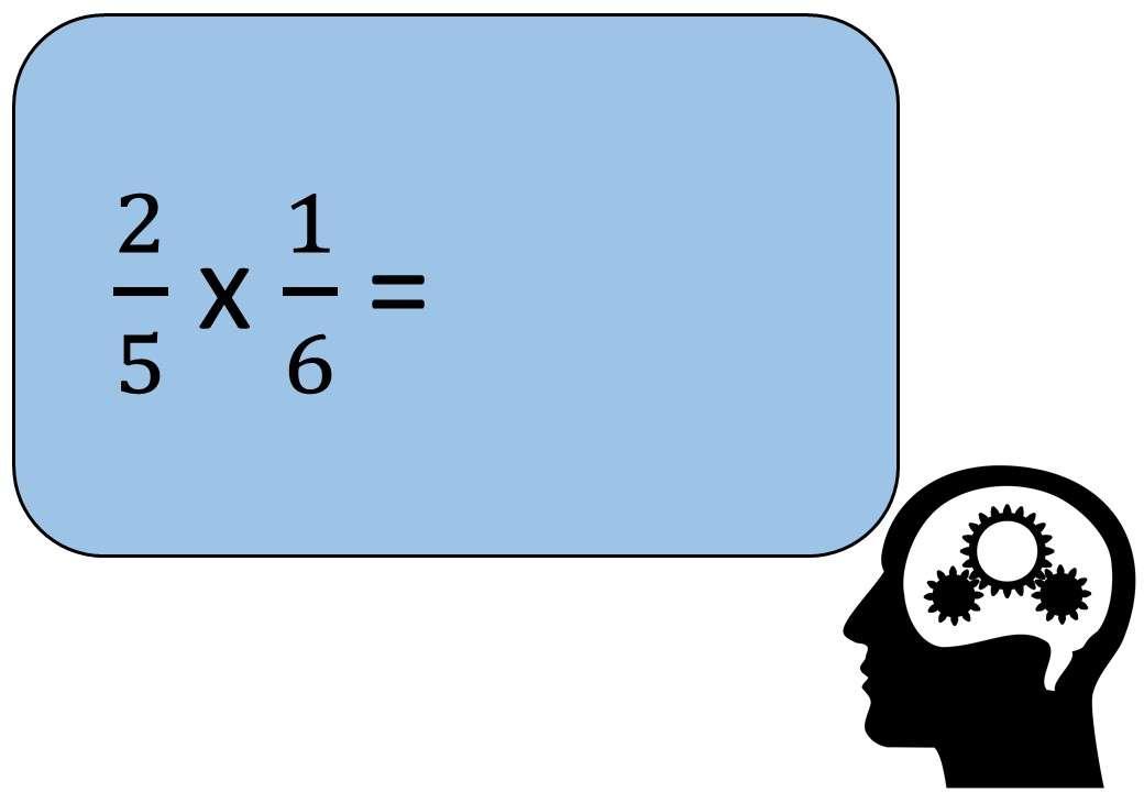 Fractions - Multiplying - Bingo
