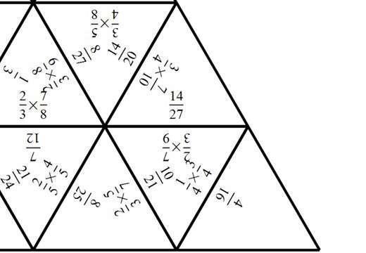Fractions - Multiplying - Spot the Mistake