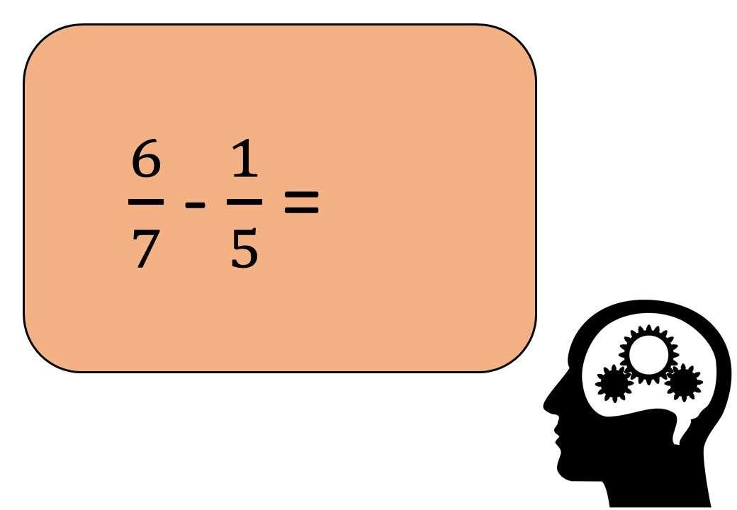 Fractions - Subtracting - Bingo OA