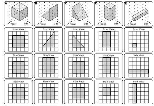Isometric Grids - Card Match