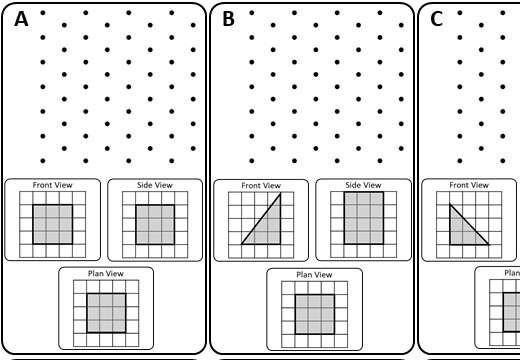 Isometric Grids - Worksheet B