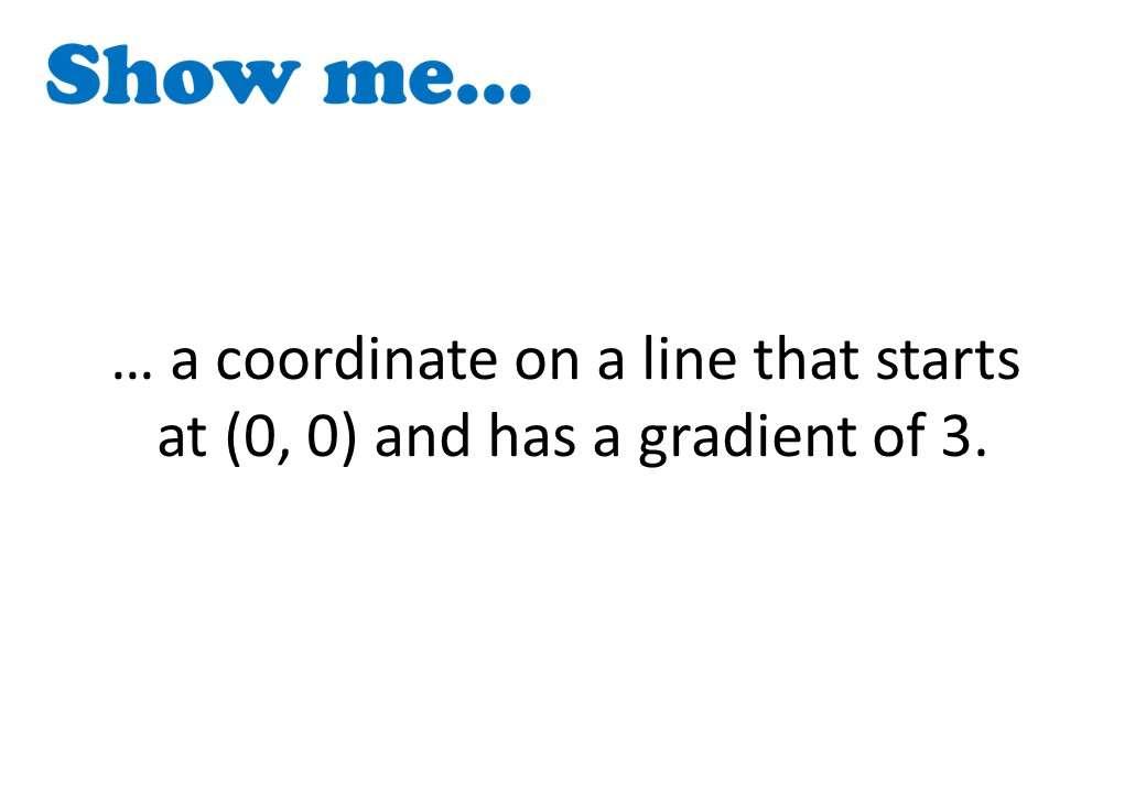 Lines - Gradient - Show Me