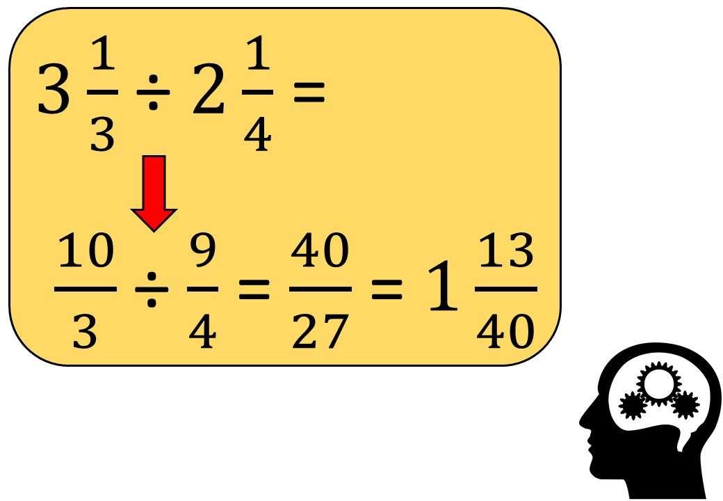 Mixed Numbers - Dividing - Bingo M