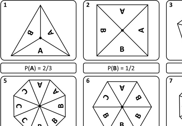 Probability - Single Event - Card Match
