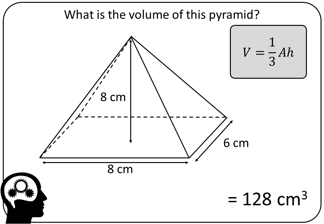 Pyramid - Volume - Bingo M