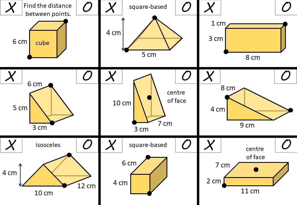 Pythagoras - 3D - Noughts & Crosses