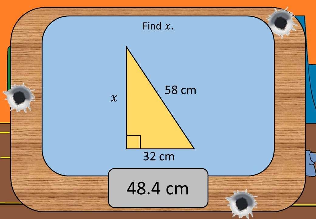 Pythagoras - Finding ABC - Shootout