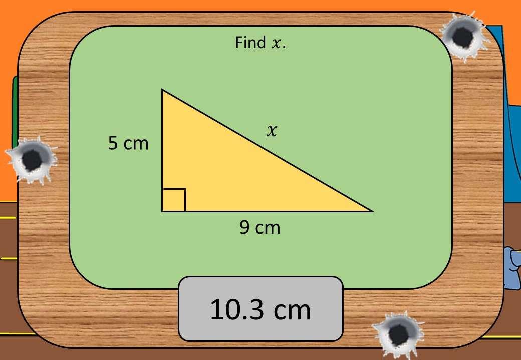 Pythagoras - Finding C - Shootout