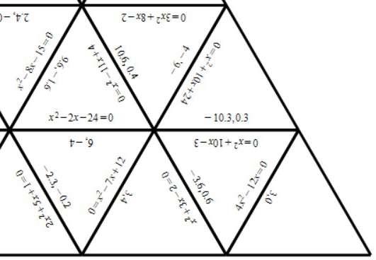 Quadratic Equations - Mixed - Tarsia
