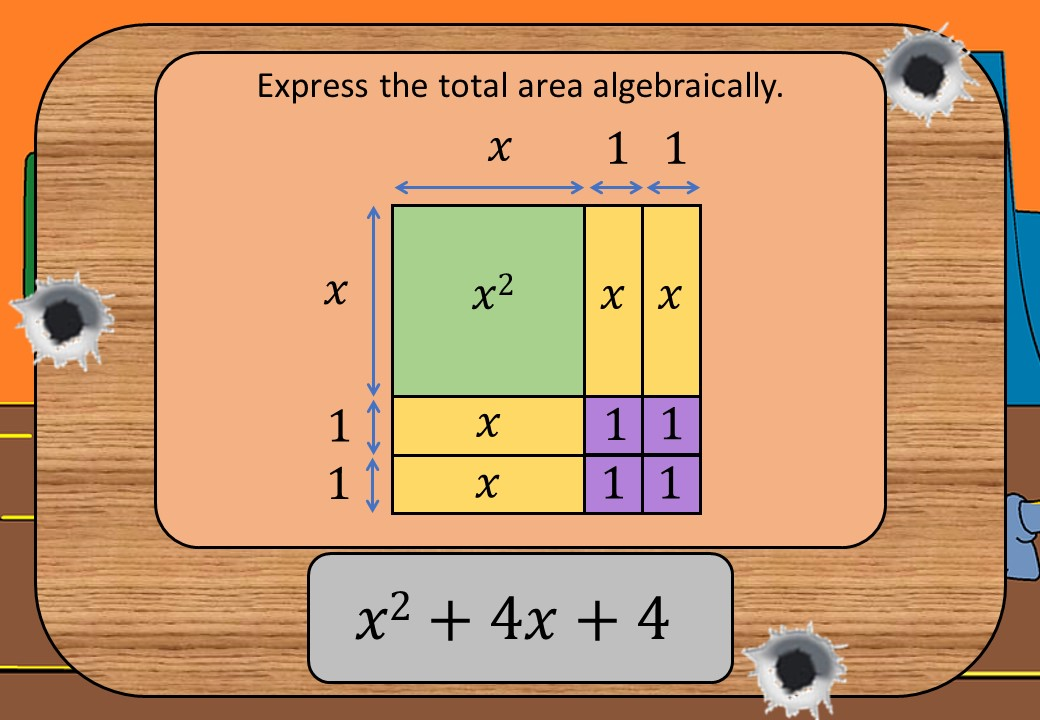 Quadratic Expressions - Forming - Shootout