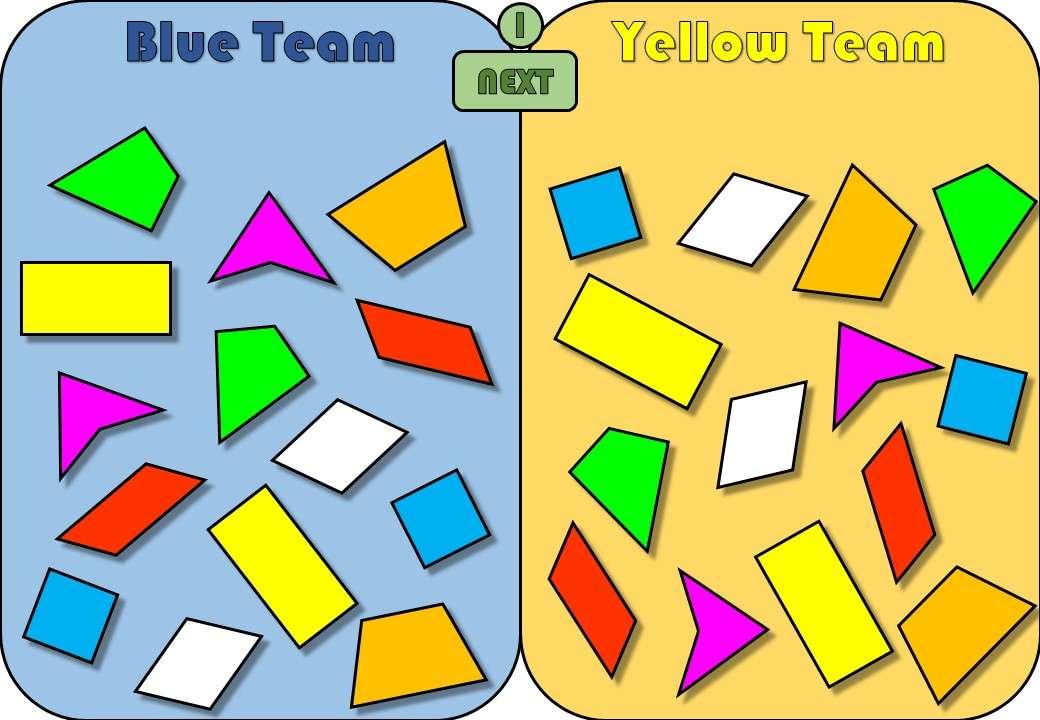 Quadrilaterals - Classifying - Splat