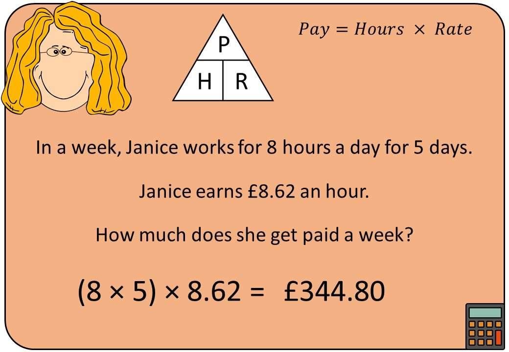 Rates of Pay - Bingo M