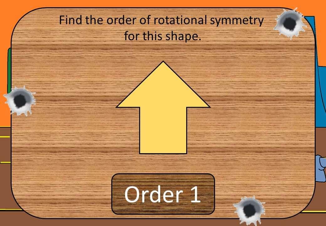 Rotational Symmetry - Shootout