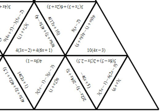 Single Brackets - Expanding - Multiple - Tarsia B