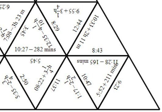 Time - Calculations - Tarsia