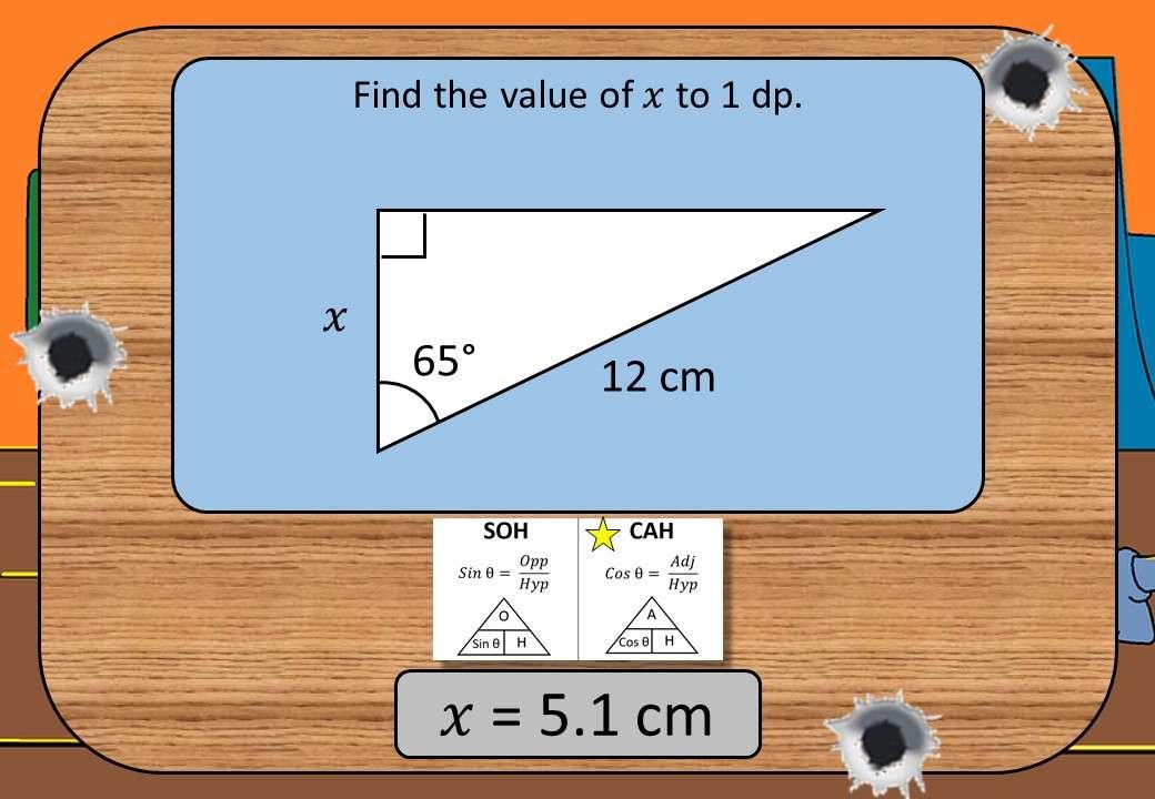 Trigonometry - Sine & Cosine - Shootout