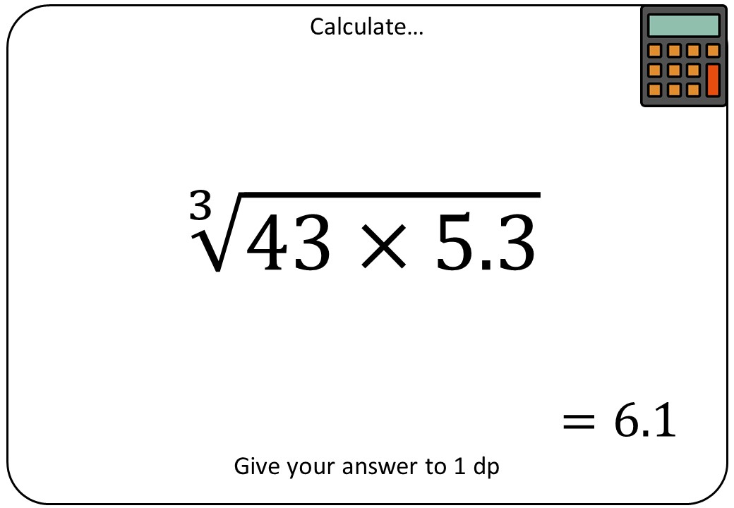 Using a Calculator - Bingo OA