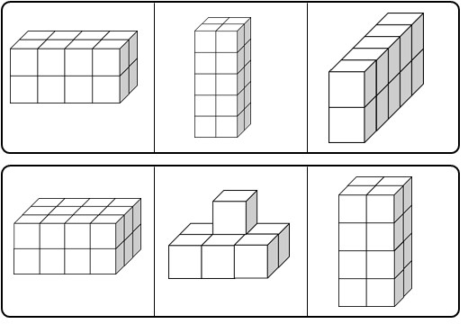 Volume - 3D Shapes - Snap