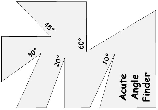 Estimating Angles - Activity A