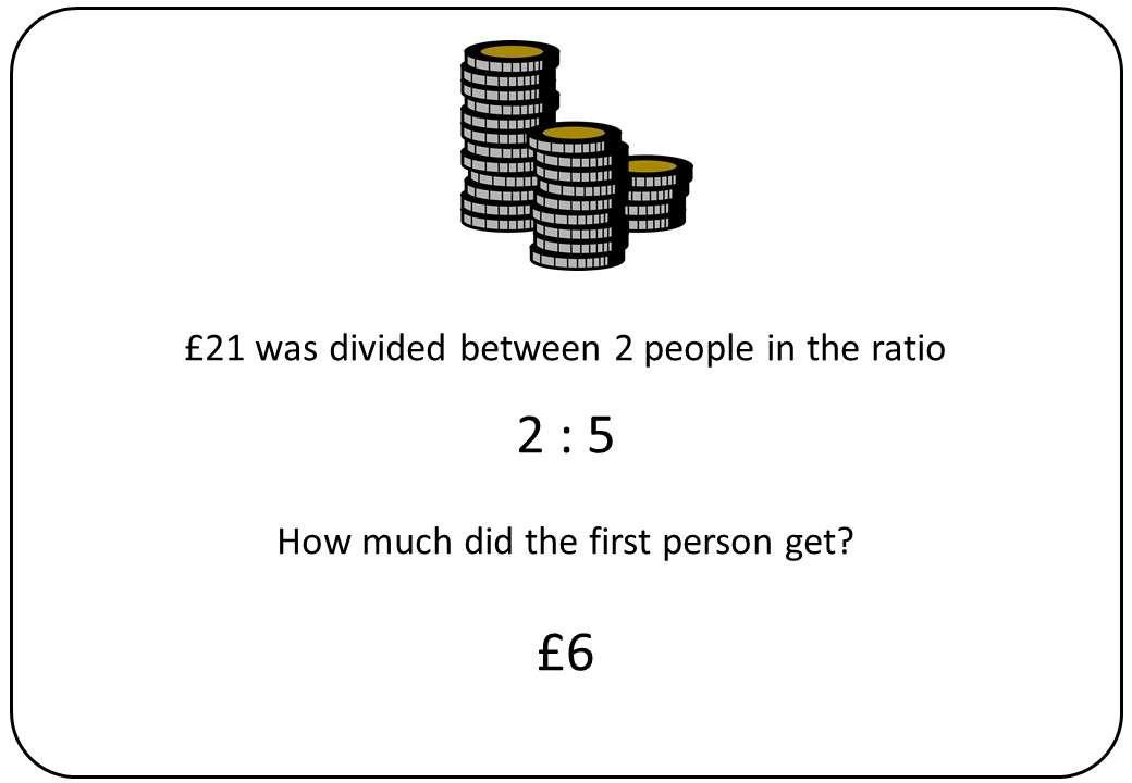 Ratios - Quantities - Bingo A