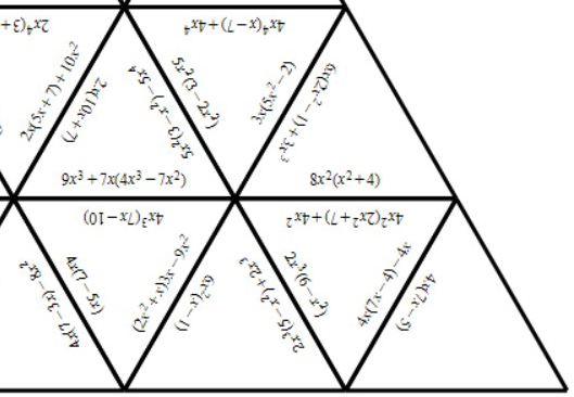 Single Brackets - Expanding & Factorising - With Indices - Tarsia
