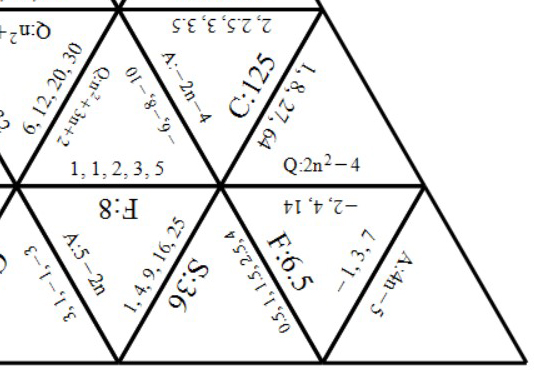Sequences - Mixed - Tarsia
