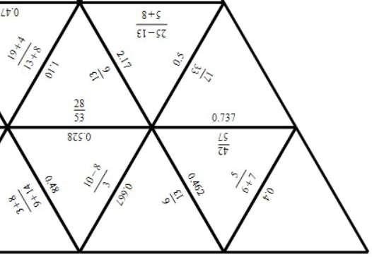 Fractions to Decimals - Calculator - Tarsia