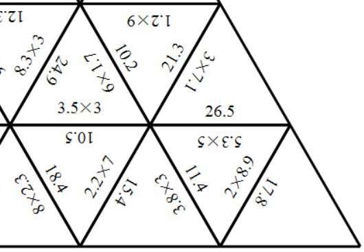 Decimals - With Integers - Multiplying - Tarsia