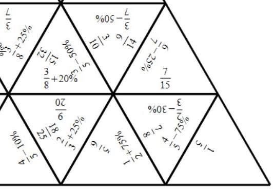 Equivalent Fractions - Calculations - Tarsia A
